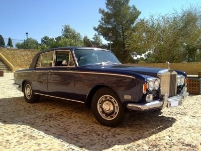 Rolls Royce Silver Shadow 1972